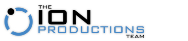 The Ion Productions Team Logo